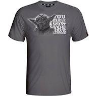 STAR WARS - Yoda - tričko - Tričko