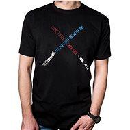 Star Wars - Light Sabers - tričko S