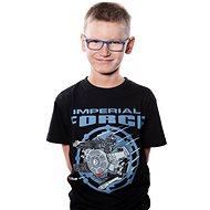 Star Wars - Microfighter - tričko M - Tričko