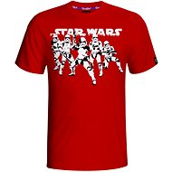 Star Wars - Stormtroopers Squad - tričko M - Tričko