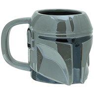 Star Wars - The Mandalorian - 3D Mug - Mug