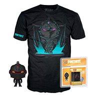 Tričko Fortnite - Black Knight - tričko M s figurkou