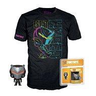 Tričko Fortnite - Omega - tričko s figurkou