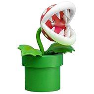 Super Mario - Piranha Plant - lampa dekorativní