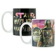 Star Wars - The Mandalorian - Transforming Mug - Mug
