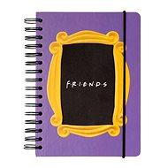Friends - Photo Frame - zápisník