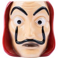 La Casa de Papel - Mask - hrnek