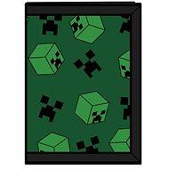Minecraft - Creeper Sweeper - peněženka - Peněženka
