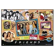 Friends - podložka na stůl