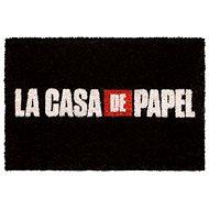 La Casa De Papel - Logo - rohožka