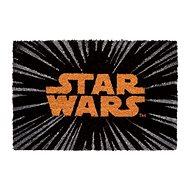 Star Wars - Logo - rohožka - Rohožka