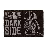 Star Wars - Welcome To The Dark Side - rohožka - Rohožka