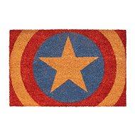 Captain America - Shield - rohožka - Rohožka
