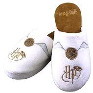 Harry Potter - Golden Snitch - papuče vel. 38-41 bílé - Pantofle
