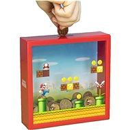 Super Mario - Level - pokladnička - Pokladnička