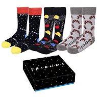 Friends - ponožky 3ks, vel. 35-41