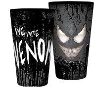 Marvel - We Are Venom - sklenice - Sklenička