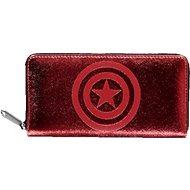 Capitain America - Logo - peněženka dámská - Peněženka