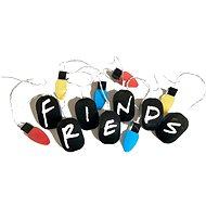 Friends - světýlka k zavěšení - Světelný řetěz
