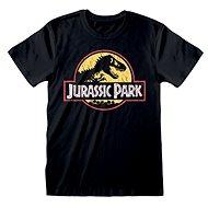 Jurassic Park - Logo - tričko - Tričko