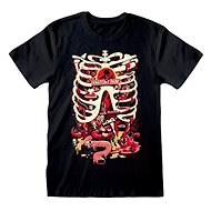 Rick And Morty - Anatomy Park - tričko - Tričko