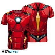 Marvel - Iron Man Replica - tričko M