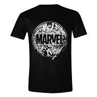 Marvel - Character Circle - tričko