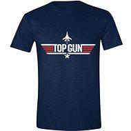 Top Gun - Logo - tričko