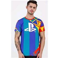 Playstation - Retro Multicolor - tričko
