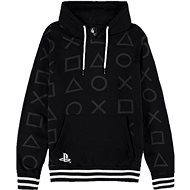 PlayStation - Black and White - mikina - Mikina