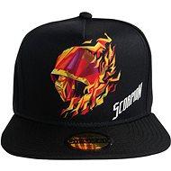 Mortal Kombat - Scorpion - kšiltovka - Kšiltovka