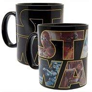 Star Wars - Logo Character - hrnek proměňovací - Hrnek