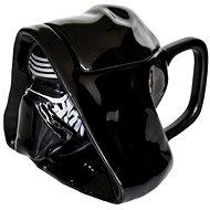 Star Wars - Kylo Ren - 3D hrnek s víčkem - Hrnek