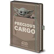 Star Wars The Mandalorian - Precious Cargo- zápisník