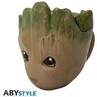 Guardians of the Galaxy - Groot - 3D hrnek s víčkem - Hrnek