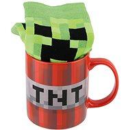 Minecraft - Hrnek + ponožky