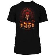 Diablo II - Resurrected Key To Darkness - tričko
