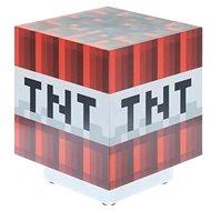 Minecraft - TNT - lampa dekorativní