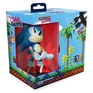 Cable Guys - Sonic Deluxe Gift Box - Dárková sada