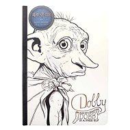 Zápisník Harry Potter - Dobby - zápisník