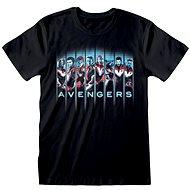 Avengers - Endgame Line Up - tričko - Tričko