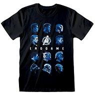 Avengers - Endgame Tonal Heads - tričko - Tričko