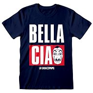 La Casa De Papel - Paper House: Jumbo Bella Ciao - T-shirt - T-Shirt