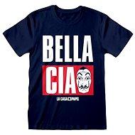 La Casa De Papel - Papírový dům: Jumbo Bella Ciao - tričko XL - Tričko