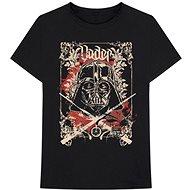 Star Wars - Vader Décor - tričko L - Tričko