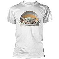 Star Wars Mandalorian - The Child - White t-shirt - T-Shirt