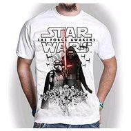 Star Wars - New Villains - tričko - Tričko