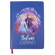 Frozen 2 - Journey - zápisník
