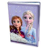 Frozen 2 - Snow Sparkles - zápisník