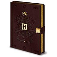 Harry Potter - Fanfrpál - Quidditch - zápisník